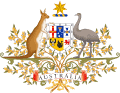 Coat of arms: Australia