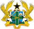 Coat of arms: Ghana