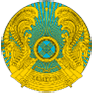 Coat of arms: Kazakhstan