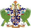 Coat of arms: Saint Lucia