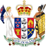 Coat of arms: New Zealand
