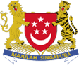 Coat of arms: Singapore