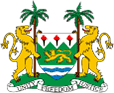 Coat of arms: Sierra Leone