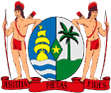 Coat of arms: Suriname