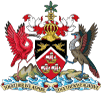 Coat of arms: Trinidad and Tobago